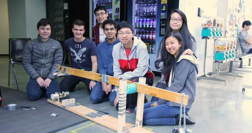 Kwantlen College Challenge Engineering design