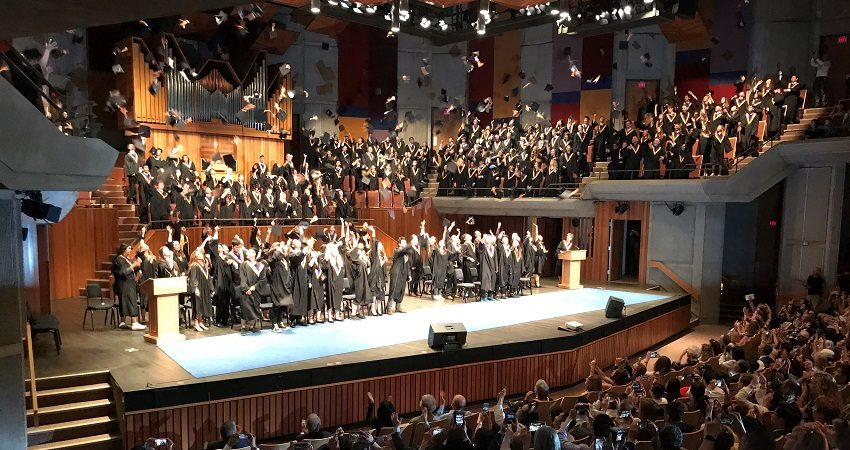 Congratulations graduating students of 2018 and good luck in your future endeavors!