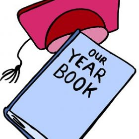 Image result for grad yearbook clipart