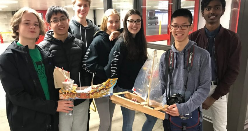 Kwantlen Science Challenge 2018