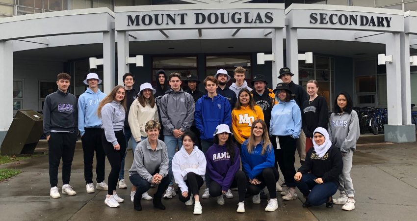 Mount Doug Wear 2019-2020